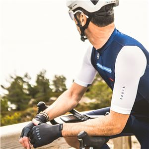 MAILLOT FOX DEMO SS DRAFTER NEGRO